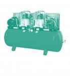 Поршневые компрессоры с ременым приводом